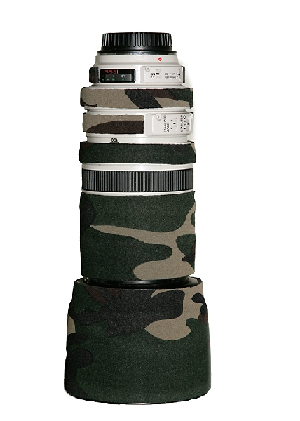 LensCoat Canon 100-400/4,5-5,6 IS, Forest Green