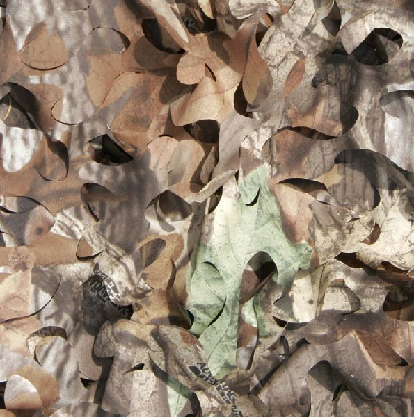 Camouflage material: Leafscreen ADV Timber, 4,5 m
